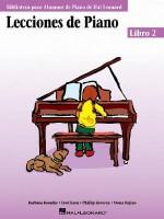 Piano Lessons Book 2 - Spanish Edition: (Lecciones de Piano Libro 2) - Barbara Kreader, Phillip Keveren, Fred Kern