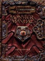 Monster Manual - Skip Williams, Monte Cook, Johathan Tweet