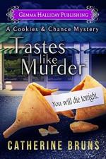 Tastes Like Murder - Catherine Bruns