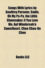 Songs With Lyrics By Geoffrey Parsons - Books LLC
