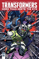 Transformers: More Than Meets the Eye (2011-) #53 - Alex Milne, James Lamar Roberts
