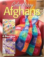 Color Happy Afghans - Edie Eckman