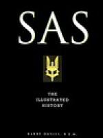 SAS: The Illustrated History - Barry Davies