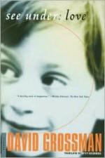 See Under: Love - David Grossman, Betsy Rosenberg