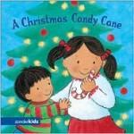 A Christmas Candy Cane - Alice Joyce Davidson