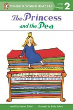 The Princess and the Pea (Penguin Young Readers, L2) - Harriet Ziefert