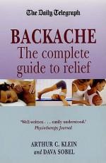 Back Pain: What Really Works - Arthur C. Klein, Dava Sobel
