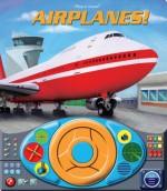 Airplanes! Steering Wheel Sound Book - Publications International Ltd.