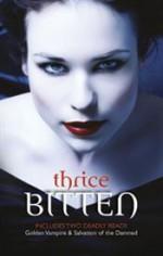 Thrice Bitten - Linda Thomas-Sundstrom, Theresa Meyers