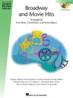Broadway And Movie Hits Level 4 Book/Cd Pack: Hal Leonard Student Piano Library - Carol Klose, Mona Rejino, Fred Kern