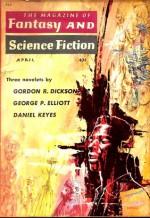 The Magazine of Fantasy and Science Fiction, April 1960 - Robert P. Mills, Manly Wade Wellman, Edgar Pangborn, Isaac Asimov, Daniel Keyes