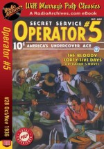 Operator #5 #28 October-November 1936 - Curtis Steele, Radio Archives, Will Murray