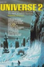 Universe 2 - Robert Silverberg, Bob Shaw, Terry Carr, Gerard F. Conway