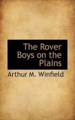 The Rover Boys on the Plains - Arthur M. Winfield
