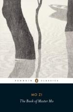 The Book of Master Mo (Penguin Translated Texts) - Mo Zi, Ian Johnston
