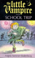 The Little Vampire And The School Trip - Angela Sommer-Bodenburg, Anthony Lewis