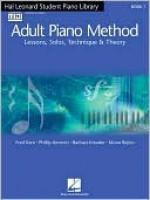 Adult Piano Method - Barbara Kreader, Fred Kern, Phillip Keveren, Mona Rejino