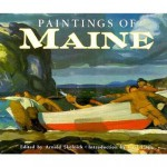 Paintings Of Maine - Arnold Skolnick