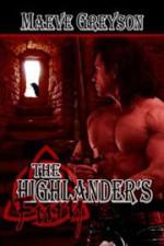 The Highlander's Fury - Maeve Greyson