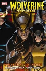 Wolverine: First Class - Wolverine-by-Night - Fred Van Lente, Francis Portela, Frances Portela, Dave Williams, Scott Koblish