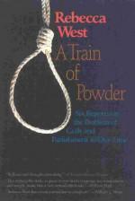 A Train of Powder - Rebecca West