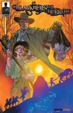 Blackburn Burrow Issue #1 - Ron Marz, Matthew Dow Smith