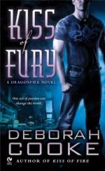 Kiss of Fury - Deborah Cooke