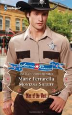 Montana Sheriff - Marie Ferrarella