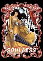 Soulless: The Manga, Vol. 3 - Gail Carriger