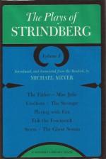 The Plays of Strindberg, Volume 1 - August Strindberg, Michael Meyer
