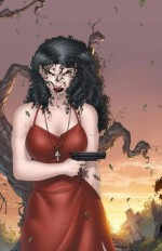 Anita Blake Vampire Hunter - Guilty Pleasures #7 (Marvel Comics) - Laurell K. Hamilton, Jess Ruffner, Brett Booth