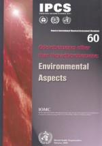 Chlorobenzenes Other Than Hexachlorobenzene: Environmental Aspects - IPCS