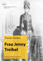 Frau Jenny Treibel: mit einem einleitenden Essay und Kommentaren (German Edition) - Theodor Fontane