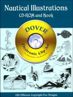 Nautical Illustrations CD-ROM and Book - Dover Publications Inc.