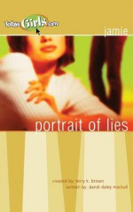Portrait of Lies - Dandi Daley Mackall, Terry Brown