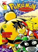 Pokemon Adventures Volume 4: The Snorlax Stop - Hidenori Kusaka, Mato