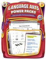 Language Arts Power Packs, Grade K - Frank Schaffer Publications, Frank Schaffer Publications