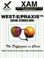 West-E/Praxis II Social Studies 0081 - Sharon Wynne