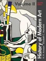 History of Modern Art, Vol 2 with MySearchLab Student Access Card - H. Harvard Arnason