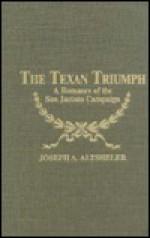 Texan Triumph - Joseph Alexander Altsheler