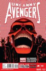 Uncanny Avengers #2 - Rick Remender, John Cassaday, Tom Brevoort