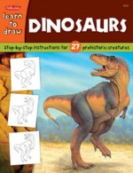 Dinosaurs (Learn to Draw) - Jeff Shelly