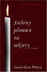 Srebrny płomień na sekrety - Laurie Faria Stolarz
