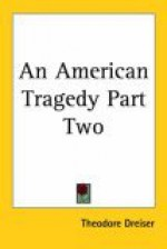 An American Tragedy Part Two - Theodore Dreiser