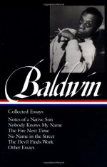Collected Essays - James Baldwin, Toni Morrison