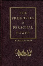 The Law of Success, Volume II: Principles of Personal Power - Napoleon Hill