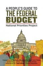 A People's Guide to the Federal Budget - Mattea Kramer, Barbara Ehrenreich