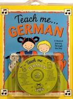 Teach Me German: A Musical Journey Through the Day - Judy Mahoney
