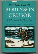 Robinson Crusoe & A Journal of the Plague Year - Daniel Defoe