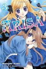 Arisa 3 - Natsumi Ando